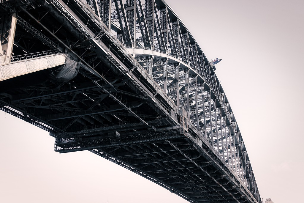 Sydney Harbour Bridge - 005