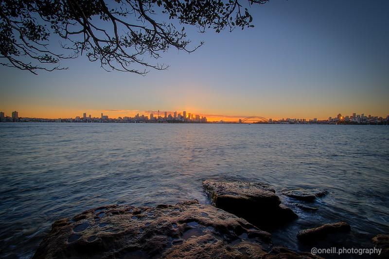 Sydney Harbour Sunset #1