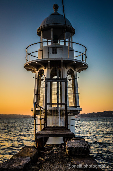 Cremorne Point Lighthouse