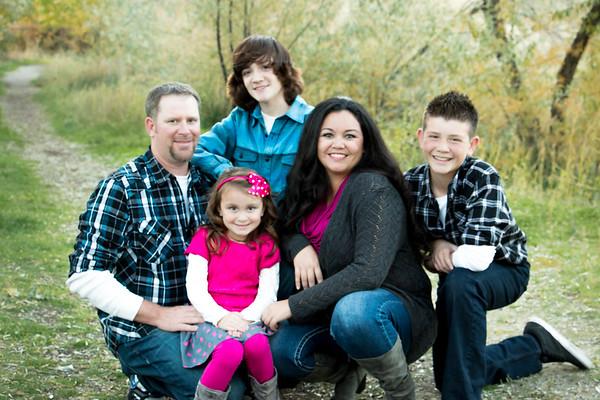Sykes Family