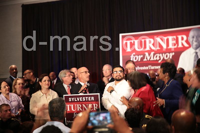 Sylvester Turner Election Watch Party