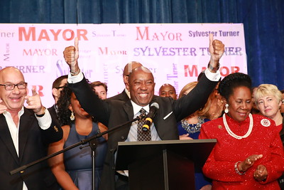 Sylvester Turner Victory Party