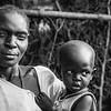 Laarim mother and child