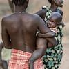 Laarim mother with child