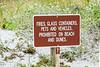 100131 - 1224 Beach Advisory Sign - FL