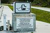 100131 - 1219 Marine Disposal Sign - FL