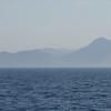 Montains of Datca, Turkey, en route to Symi.