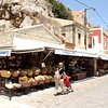 One of many sponge stores on Symi.  Sponge diving has been and continues to be a big industry on Symi.