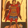 Archangel Michael of Panormitis icon.