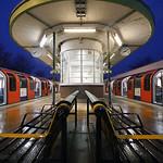 Hainault Station