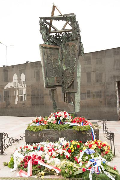 Pamataj Jewish Memorial Monument