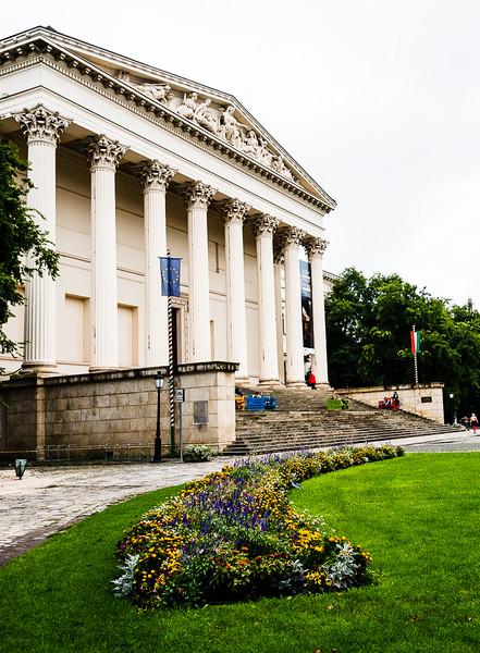 Budapest National Museum