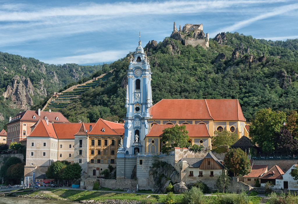 Assumption of the Blessed Virgin and Castle