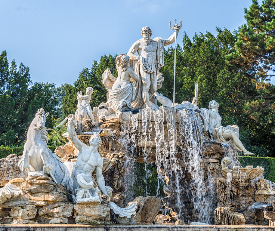 Schönbrunn Palace & Gardens