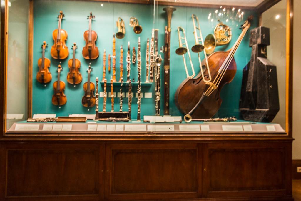 Old Instrument Museum