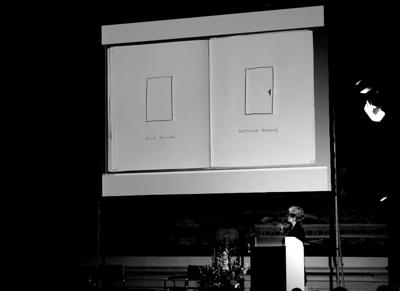 Hintertür, Spielraum und unerforschtes Gebiet – Zeichnen als Erkenntnis – Prof. Nanne Meyer