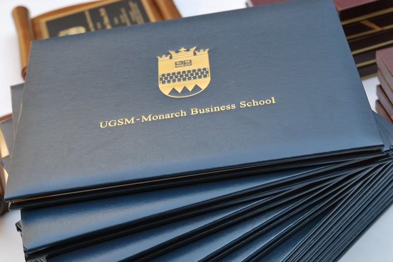 The Diplomas!