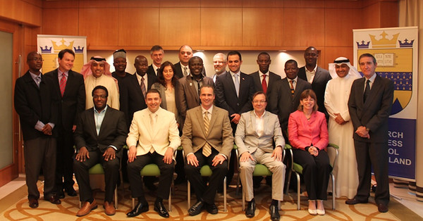 Doctoral Group Symposium Photo - Dubai May 2013