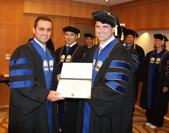 George Majdalany Graduating as Doctor of Philosophy in Finance