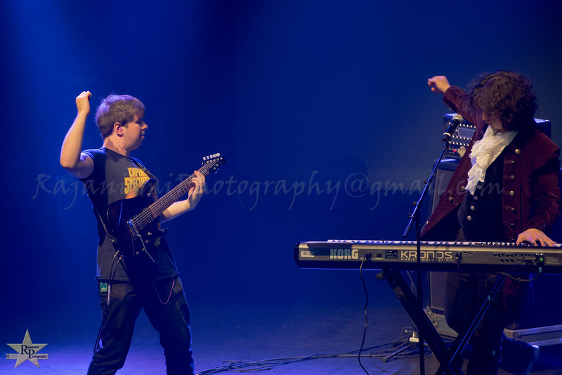 Joey Frevola and Adam Warne