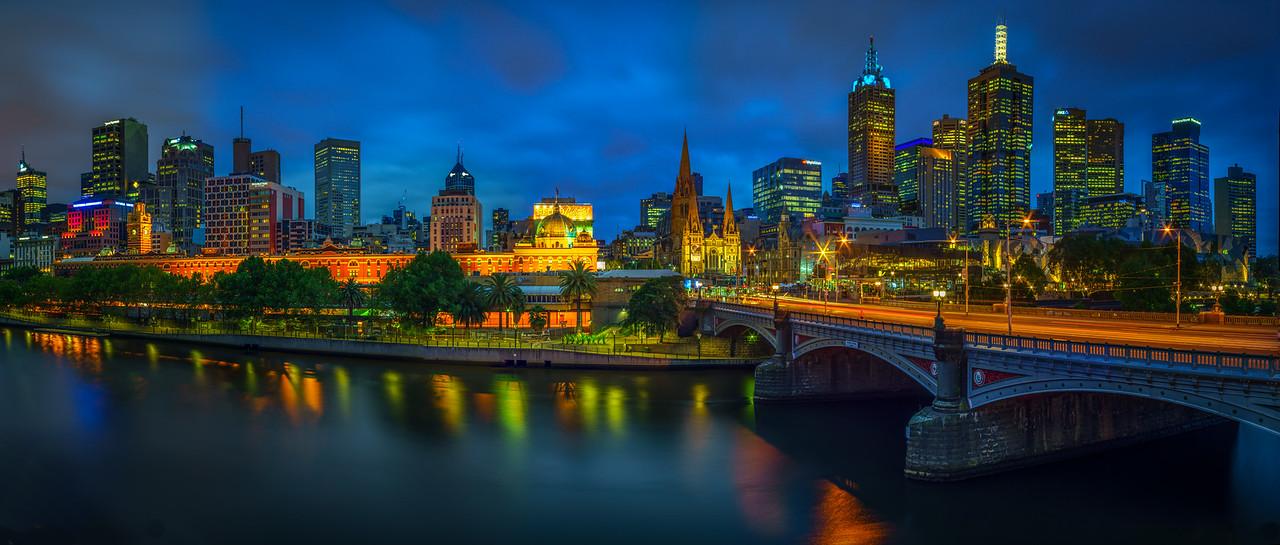 The Magic of Melbourne