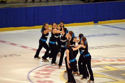 Easterns 2007 - Collegiate