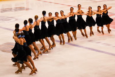 2008 Easterns - Senior