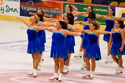2008 Easterns - practice