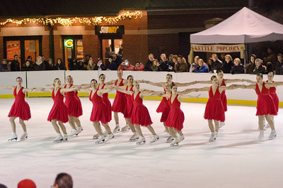 2012 EDCA Providence Tree Lighting