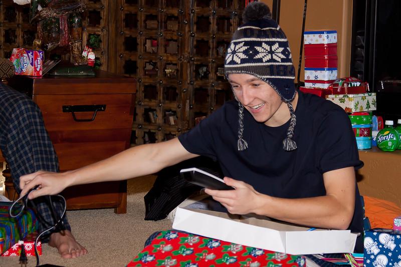 2010 Christmas Morn Presents  -20