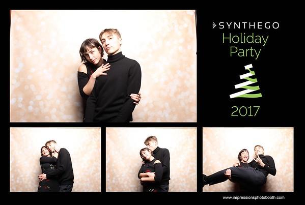 Synthego Holiday 12.14.17