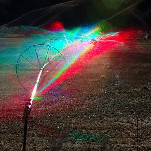 Sprinkler, Highway 89 North of Junction, Utah, 2000