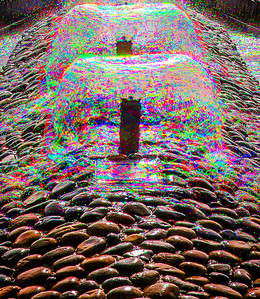 Fountain, Morgan Hill, California, 2000