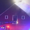 Syosset F.D. Barn Fire   Convent Rd. 11/22/20