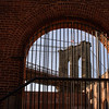 Brooklyn Bridge from Tobacco Warehouse