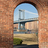 Manhattan Bridge from Tobacco Warehouse