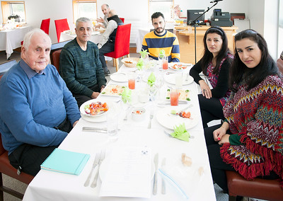 Syrian Community Lunch at WIT 26 02 20