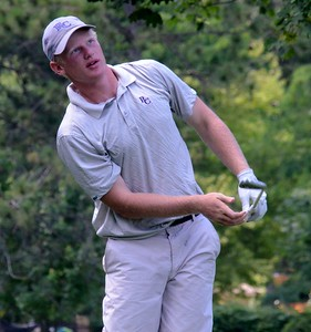The 49th annual Frank Syron Memorial Tournament got underway on Friday at Pontiac Country Club. The 54-hole tournament will conclude on Sunday. (Oakland Press photo by Drew Ellis)