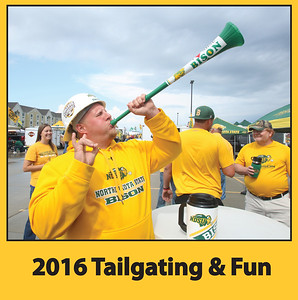 Bison - Tailgating-Fun
