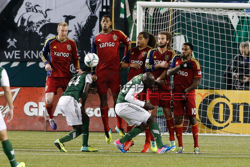 MLS: Western Conference Championship-Real Salt Lake at Portland Timbers