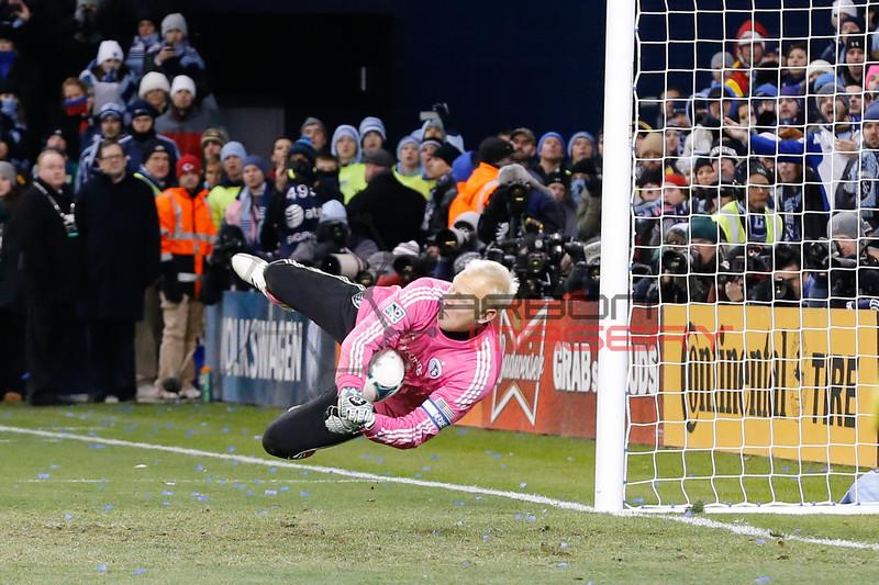 MLS: MLS Cup-Real Salt Lake at Sporting KC