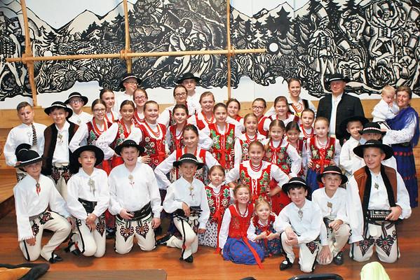 Szkółka Pieśni i Tańca przy ZG ZPPA