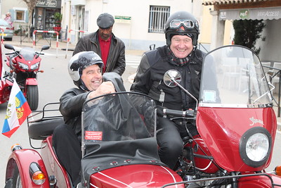 Tours en side-car