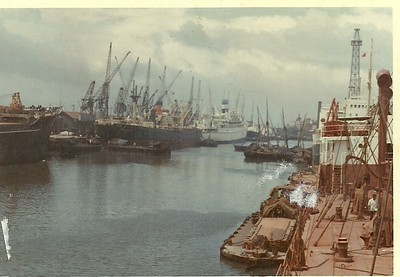 1966 at port WITS