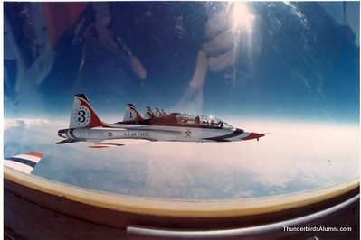 T-38 Talon - Northrop - 1974 thru 1981 - 598 flights