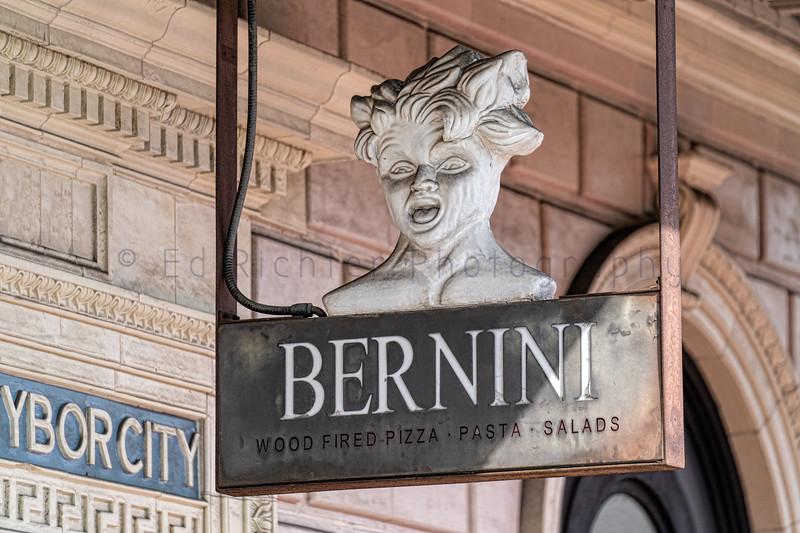 Bernini's Wood Fired Pizza @ the Ybor City Car Show 10-2019