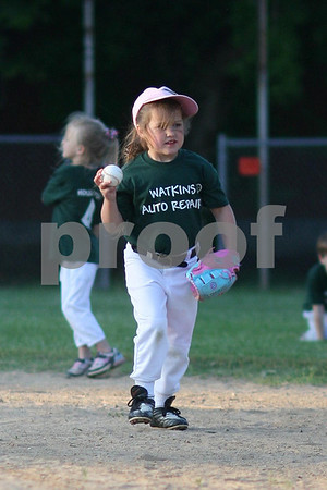Coaches Pitch T-Ball 2008
