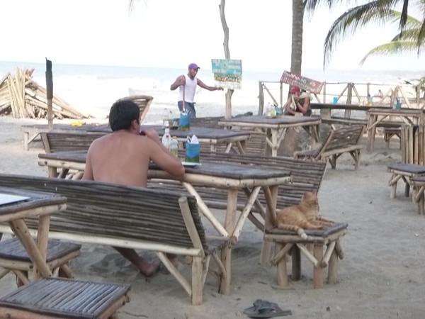 Ocean seating