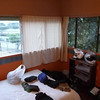 Our room at Hostel Linda