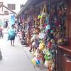 Crafts market row
